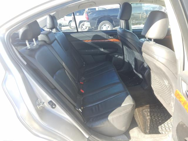 2011 Subaru LEGACY | Vin: 4S3BMBJ66B3235760