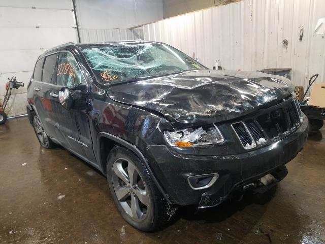 Salvage cars for sale from Copart Lyman, ME: 2014 Jeep Grand Cherokee