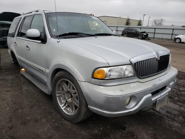 Lincoln salvage cars for sale: 1999 Lincoln Navigator