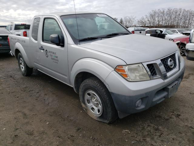 Nissan salvage cars for sale: 2010 Nissan Frontier K