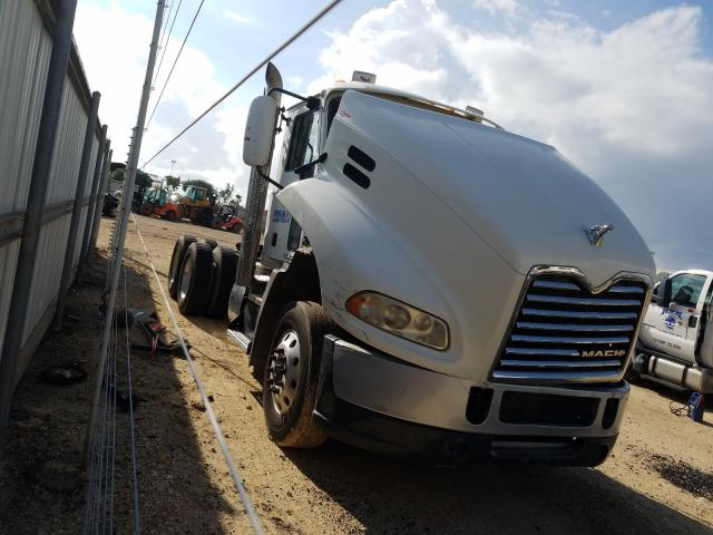 Mack 600 CXU600 salvage cars for sale: 2016 Mack 600 CXU600