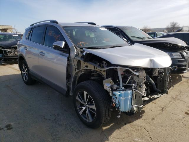 Salvage cars for sale from Copart Tulsa, OK: 2018 Toyota Rav4 Adven