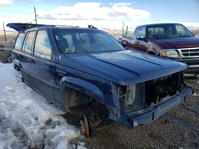 Salvage cars for sale from Copart Reno, NV: 1994 Jeep Grand Cherokee