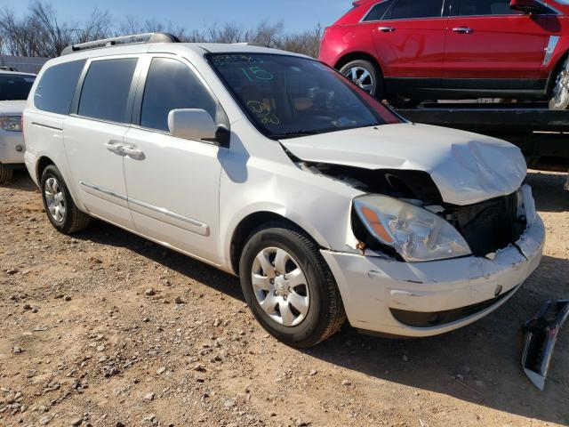 Hyundai Entourage salvage cars for sale: 2008 Hyundai Entourage