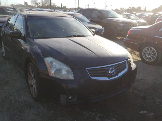 Nissan salvage cars for sale: 2007 Nissan Maxima SE