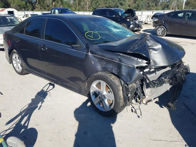 Salvage cars for sale from Copart Ocala, FL: 2014 Toyota Camry L