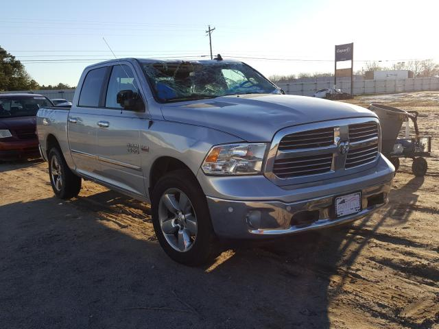 Salvage cars for sale from Copart Newton, AL: 2016 Dodge RAM 1500 SLT