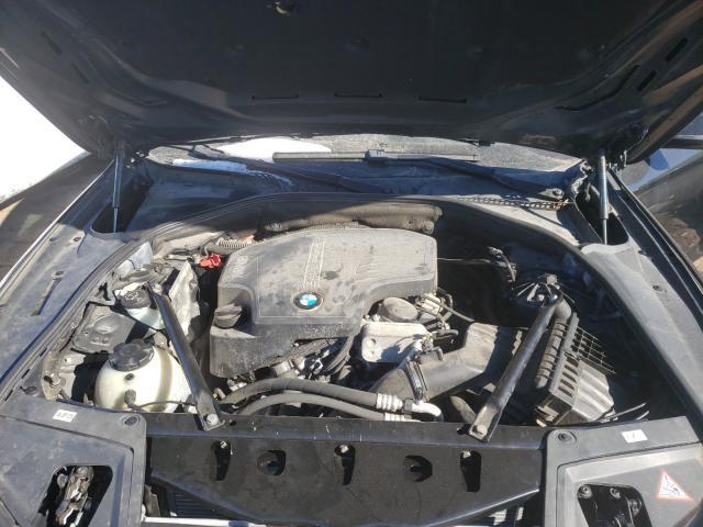 2014 BMW 528 XI WBA5A7C51ED219226