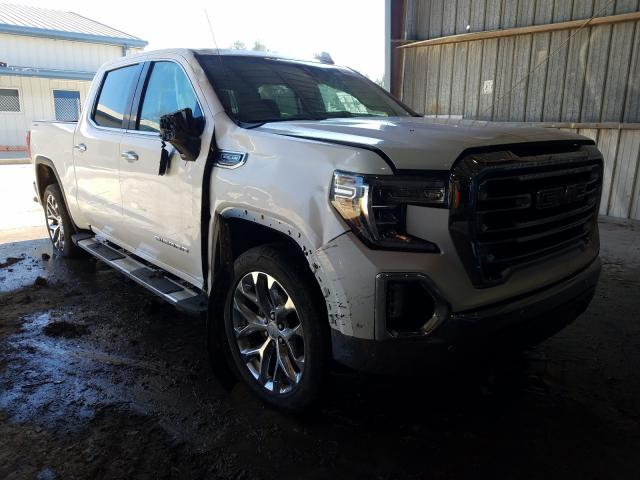 Salvage cars for sale from Copart Greenwell Springs, LA: 2019 GMC Sierra K15