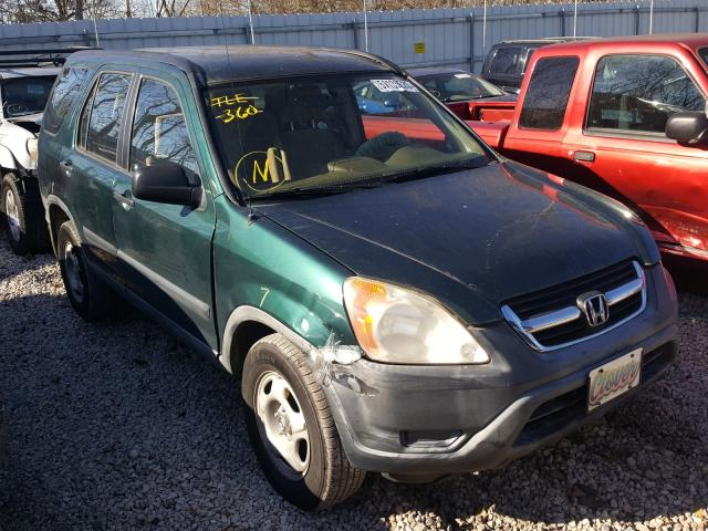Honda CRV salvage cars for sale: 2004 Honda CRV