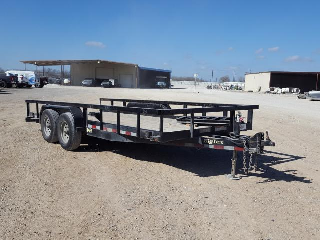 Big Tex salvage cars for sale: 2017 Big Tex Trailer