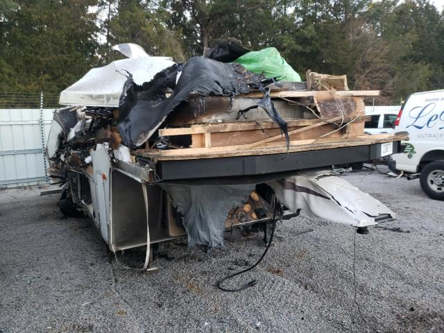 Salvage cars for sale from Copart Harleyville, SC: 2011 Wildwood 5th Wheel