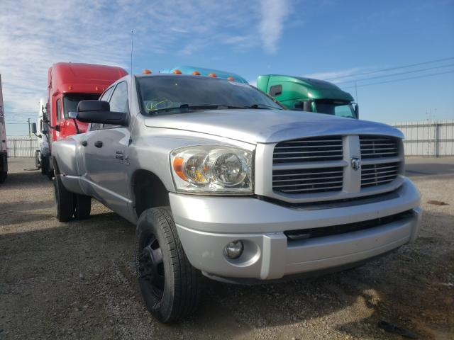 Salvage cars for sale from Copart Colton, CA: 2007 Dodge RAM 3500 S