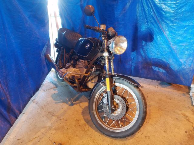 Salvage cars for sale from Copart Hayward, CA: 1983 BMW R100 RT