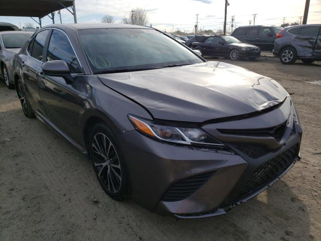 Salvage cars for sale from Copart Los Angeles, CA: 2020 Toyota Camry SE