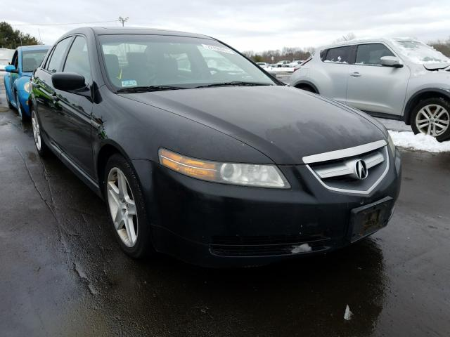 Salvage cars for sale from Copart New Britain, CT: 2006 Acura 3.2TL