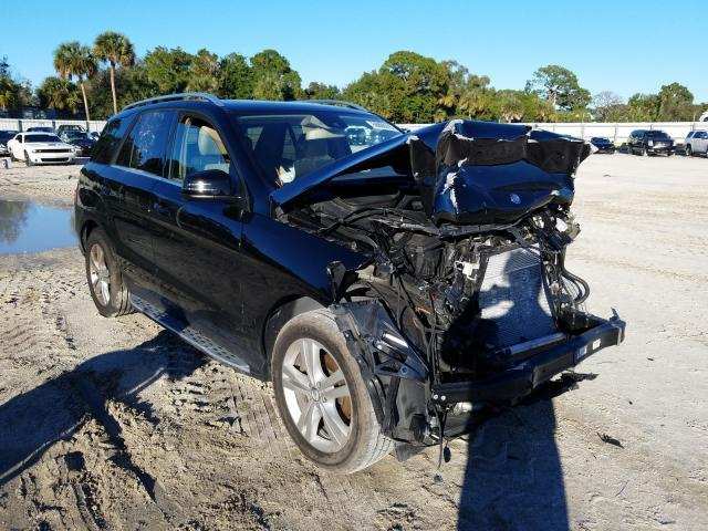2014 Mercedes-Benz ML 350 for sale in Fort Pierce, FL
