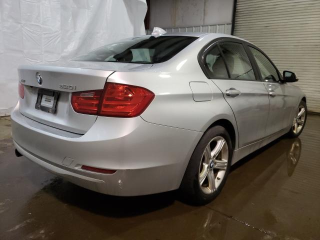 2014 BMW 320 I XDRI WBA3C3G5XENS70027