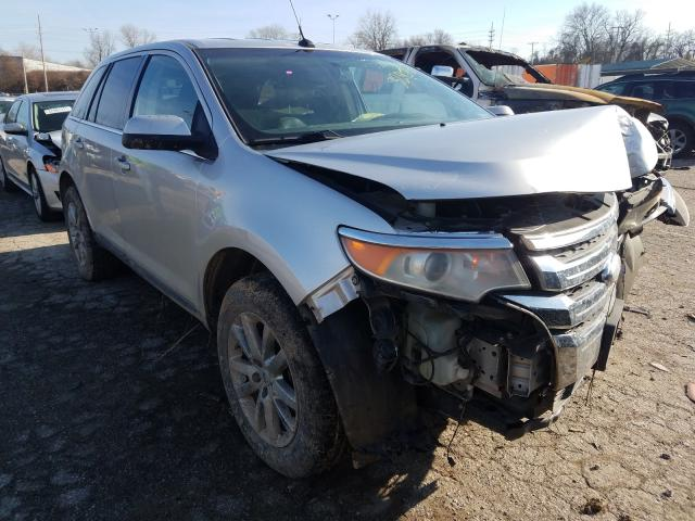 Salvage cars for sale from Copart Bridgeton, MO: 2012 Ford Edge Limited
