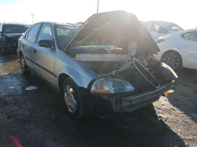 Salvage cars for sale from Copart Indianapolis, IN: 1998 Honda Civic LX