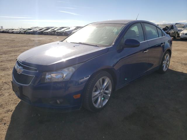 2012 Chevrolet CRUZE | Vin: 1G1PH5SC0C7297450
