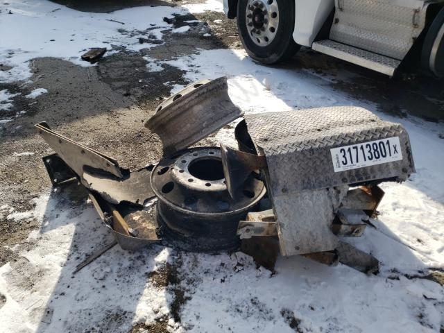 Peterbilt salvage cars for sale: 2020 Peterbilt 389
