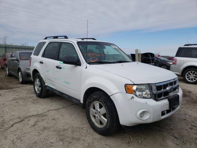 2011 FORD ESCAPE XLT 1FMCU9D72BKB99357