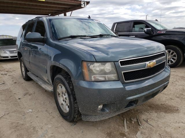 Salvage cars for sale from Copart Temple, TX: 2008 Chevrolet Tahoe C150