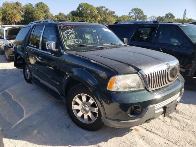 Lincoln Navigator salvage cars for sale: 2003 Lincoln Navigator