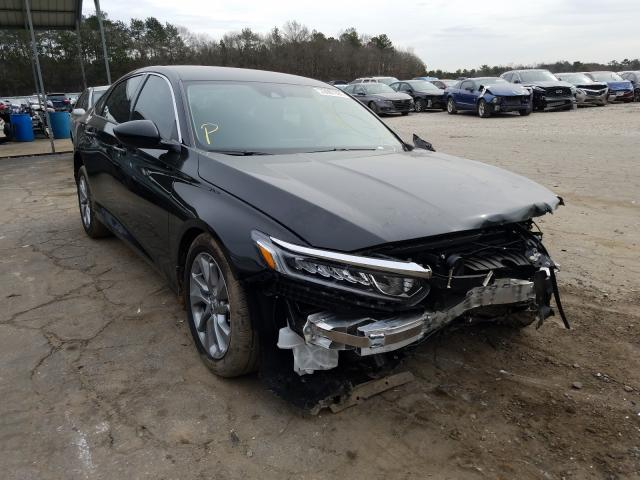 Salvage cars for sale from Copart Austell, GA: 2020 Honda Accord LX