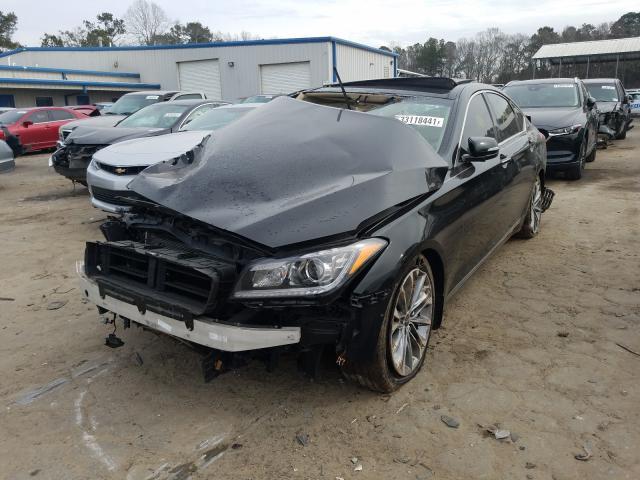 2016 Hyundai Genesis 3. 3.8L