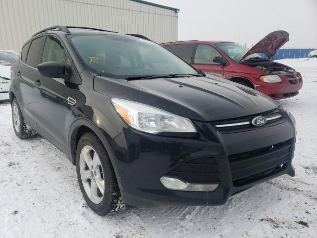 Ford salvage cars for sale: 2015 Ford Escape SE