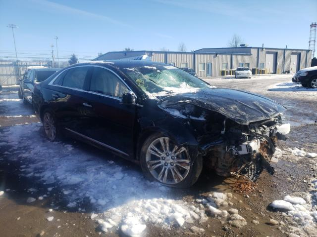 Salvage cars for sale from Copart Finksburg, MD: 2019 Cadillac XTS Luxury