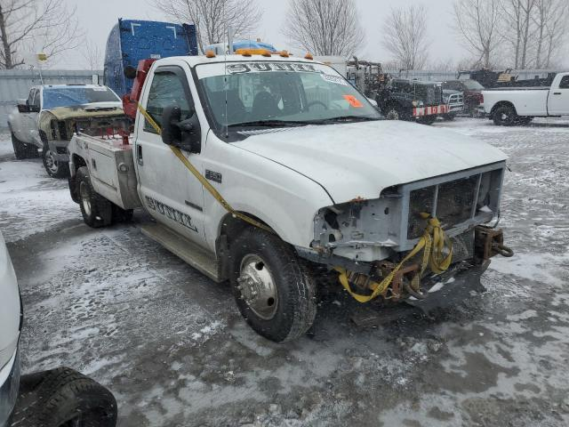 Salvage cars for sale from Copart Ontario Auction, ON: 2001 Ford F350 Super
