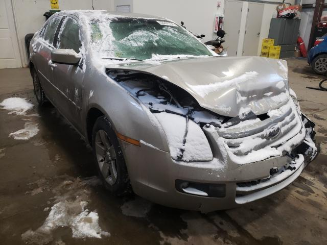 Salvage cars for sale from Copart Nisku, AB: 2007 Ford Fusion SE