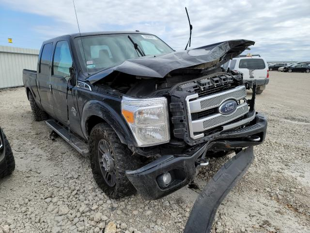 Salvage cars for sale from Copart Temple, TX: 2014 Ford F250 Super