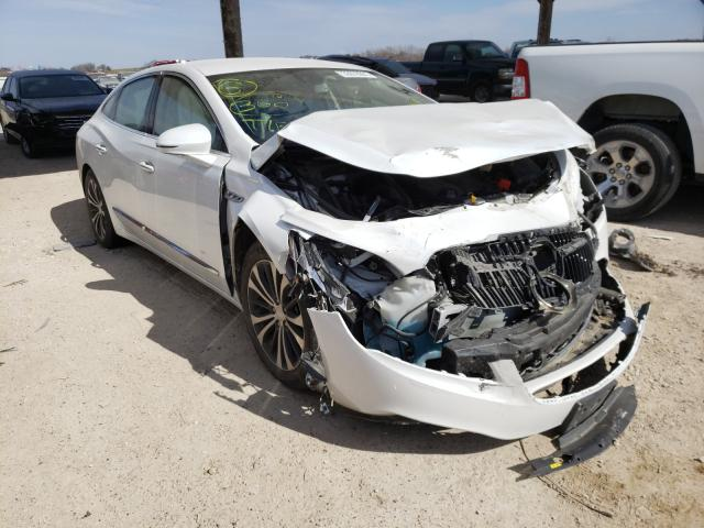 Salvage cars for sale from Copart Temple, TX: 2018 Buick Lacrosse P