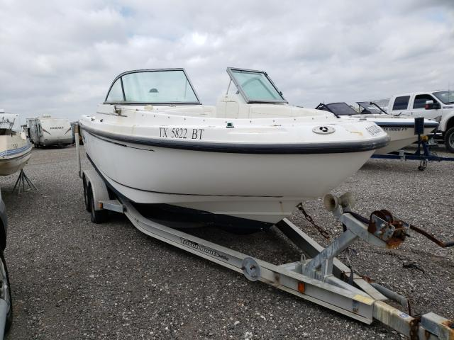 Salvage cars for sale from Copart Houston, TX: 2007 Boston Whaler 210 Ventur