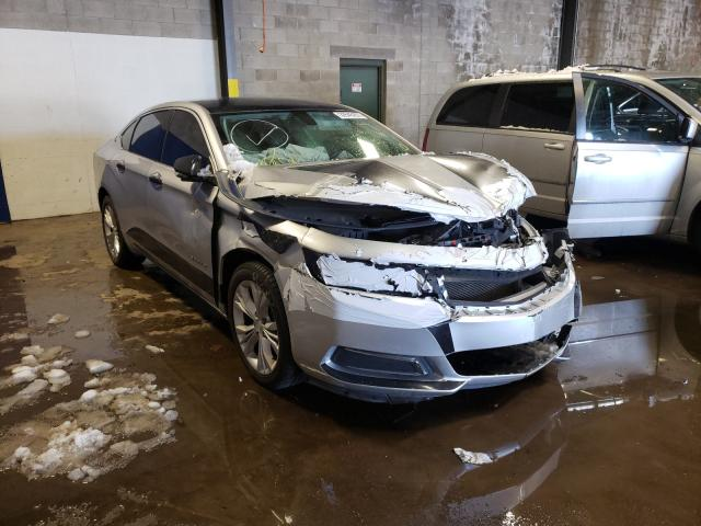Salvage cars for sale from Copart Chalfont, PA: 2014 Chevrolet Impala LT