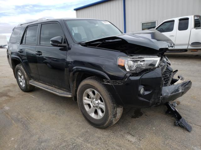 Salvage cars for sale from Copart Tulsa, OK: 2018 Toyota 4runner SR