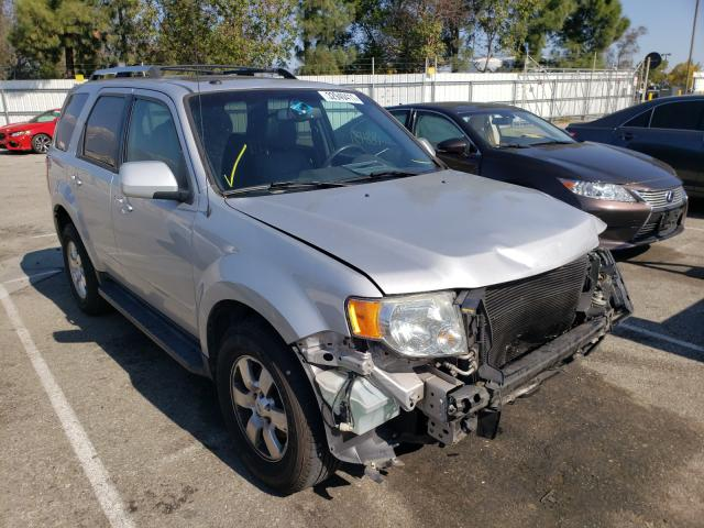 Salvage cars for sale from Copart Rancho Cucamonga, CA: 2011 Ford Escape LIM