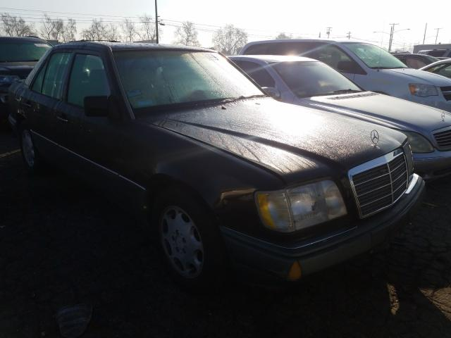 Salvage cars for sale from Copart Colton, CA: 1995 Mercedes-Benz E 320 Base