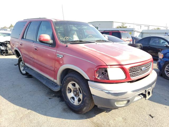Ford Expedition salvage cars for sale: 1999 Ford Expedition