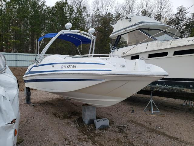 Salvage cars for sale from Copart Charles City, VA: 1996 Sea Ray Boat