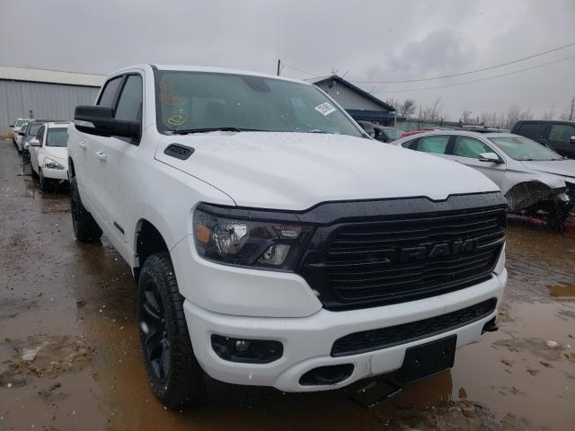 Salvage cars for sale from Copart Pekin, IL: 2021 Dodge RAM 1500 BIG H