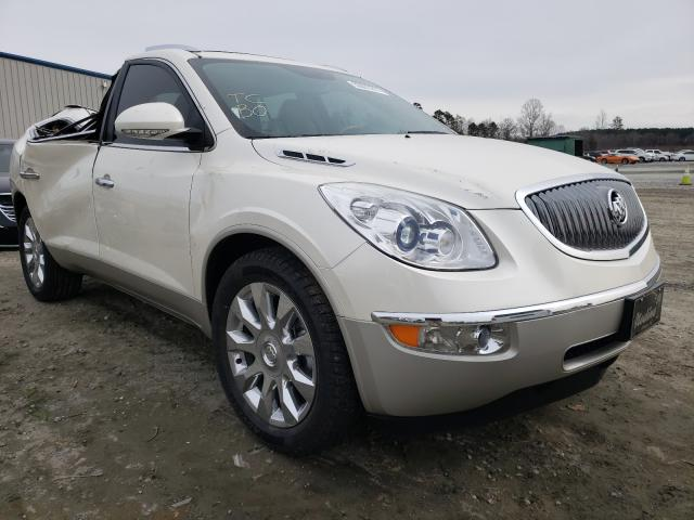 2012 BUICK ENCLAVE 5GAKRDED0CJ297885