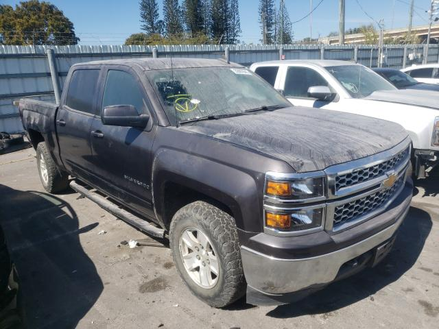 2015 Chevrolet Silverado for sale in Miami, FL