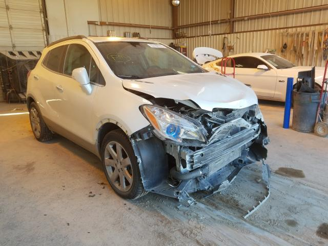 Salvage cars for sale from Copart Abilene, TX: 2014 Buick Encore