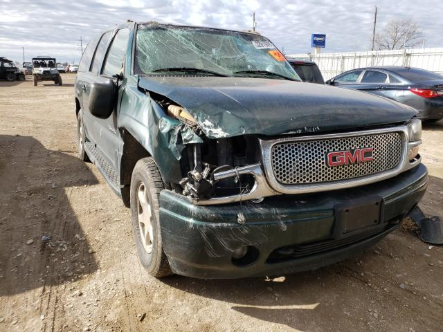 Salvage cars for sale from Copart Temple, TX: 2002 GMC Denali XL