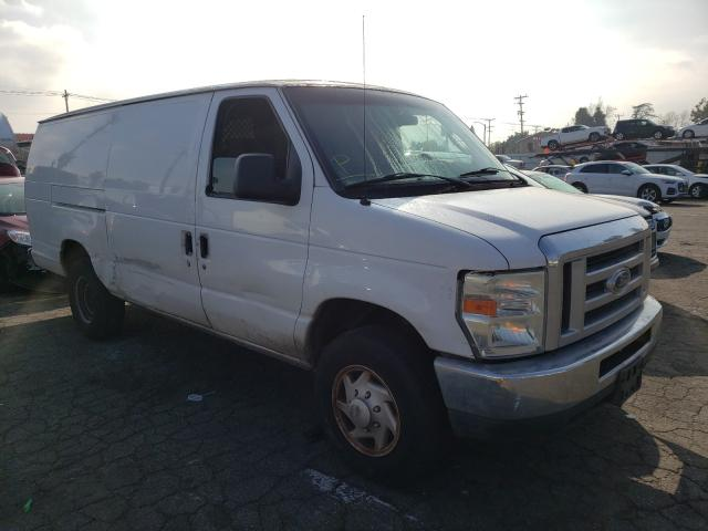 Salvage cars for sale from Copart Van Nuys, CA: 2008 Ford Econoline
